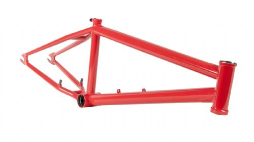 S&M Credence Black Magic Frame 21.5'' Red Rum